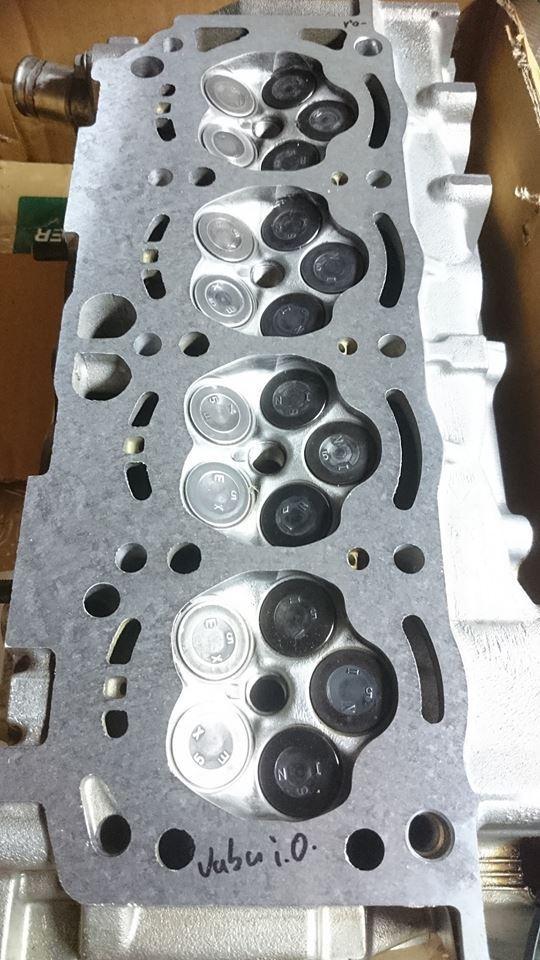 Schnelle Hilfe für den neuen Motor