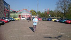 Car - Freitag bei der Toyota Paseo Society