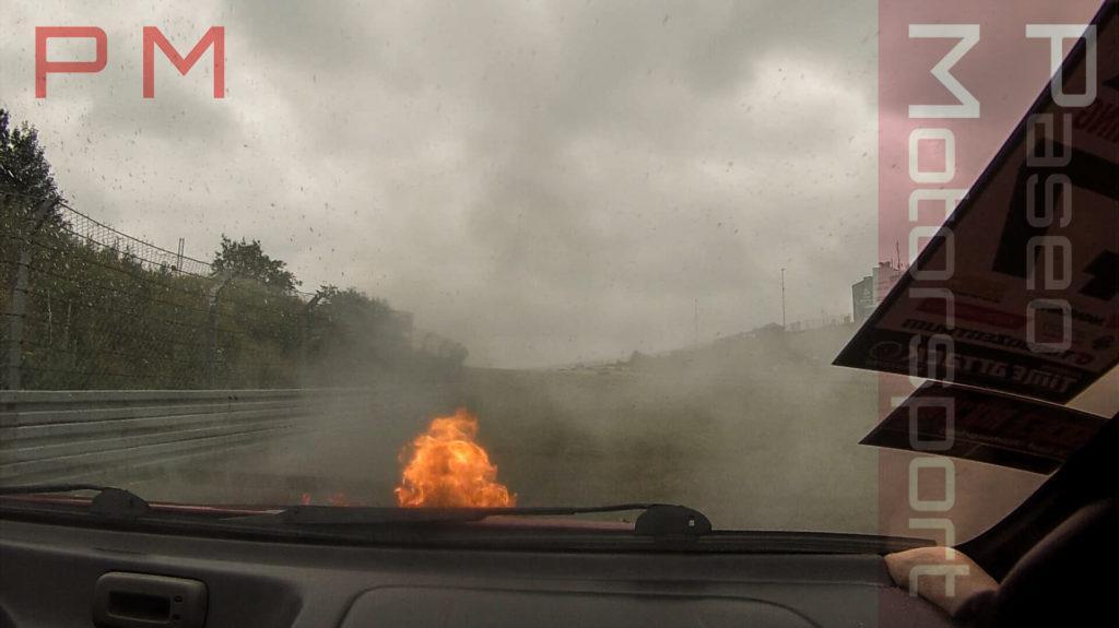 Das Fiasko, der verbrannte Traum auf dem Nürburgring!
